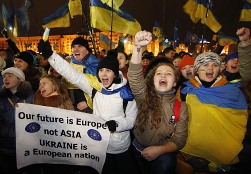 Жирный крест: Сказка о евроинтеграции Украины закончилась