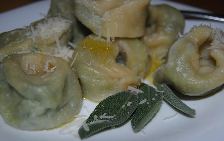 Рецепты по четвергам. Клёцки, ньокки, галушки, вареники. Тортеллини (3)