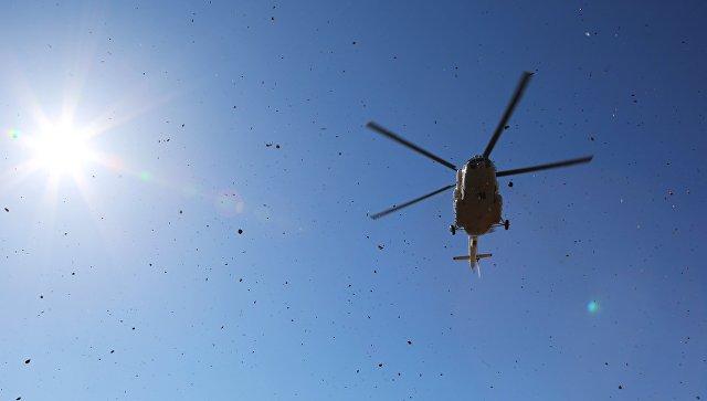 Директор аэропорта в Таджикистане погиб, провожая вертолет с президентом