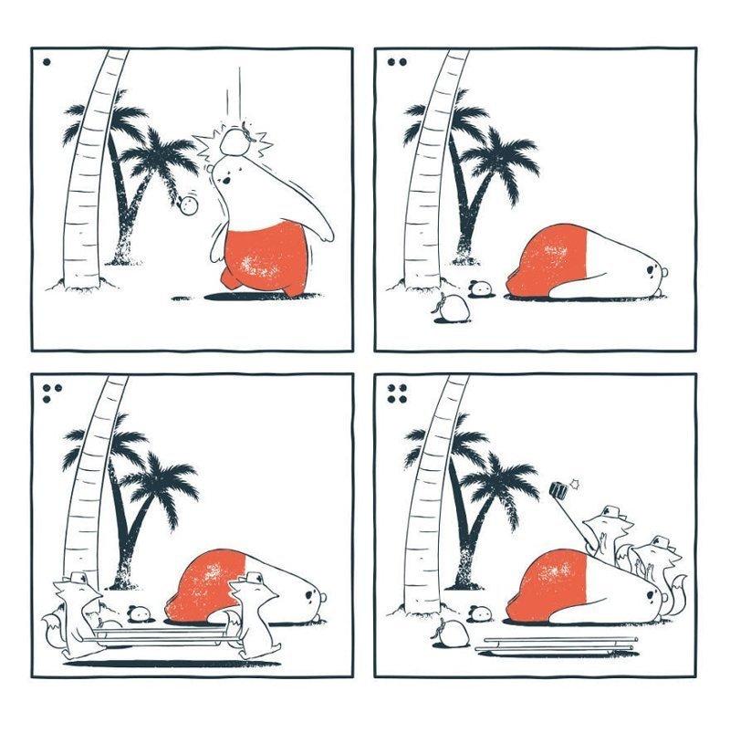 «Помощь 2.0» забавно, комиксы, подборка, рисунки, юмор