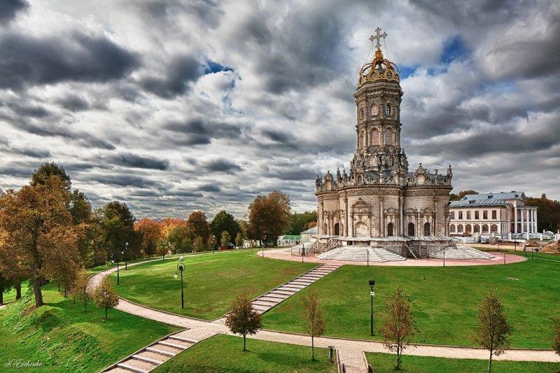 Самые красивые города Подмосковья