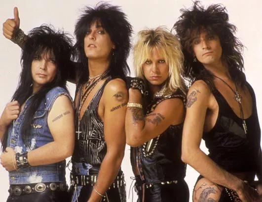 Воспоминания Mötley Crüe об одноименном альбоме