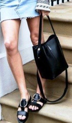 Элегантный и женственный образ без каблуков — 10 способов шикарно выглядеть в обуви на плоской подошве