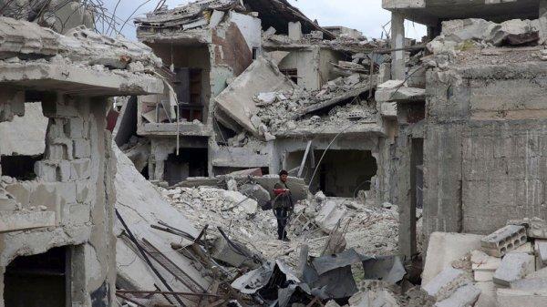СМИ: Пентагон опасается ответных действий России в случае нанесения США ударов по Сирии