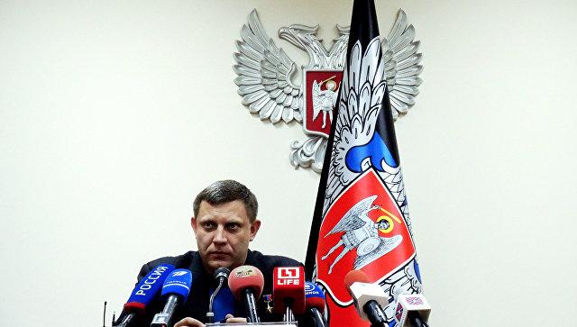 Захарченко: более миллиона человек подали заявки на получение паспорта ДНР