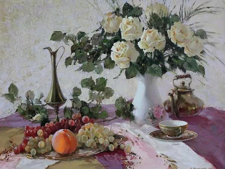 Художник Светлана Кукуева. Взаимная любовь