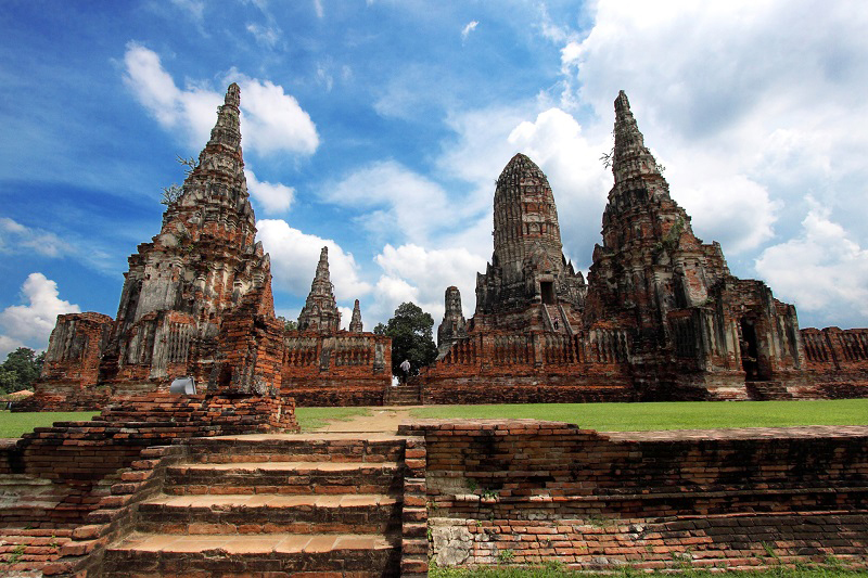 Исторические парки и национальные музеи по всему Тайланду будут открыты бесплатно