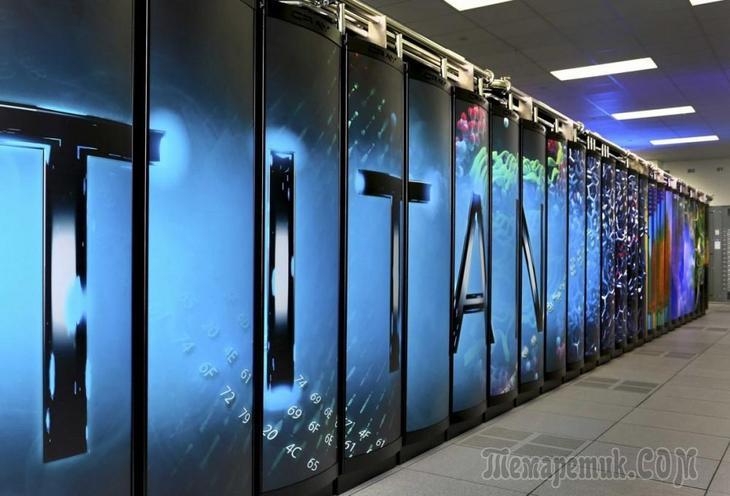 Самые мощные суперкомпьютеры мира