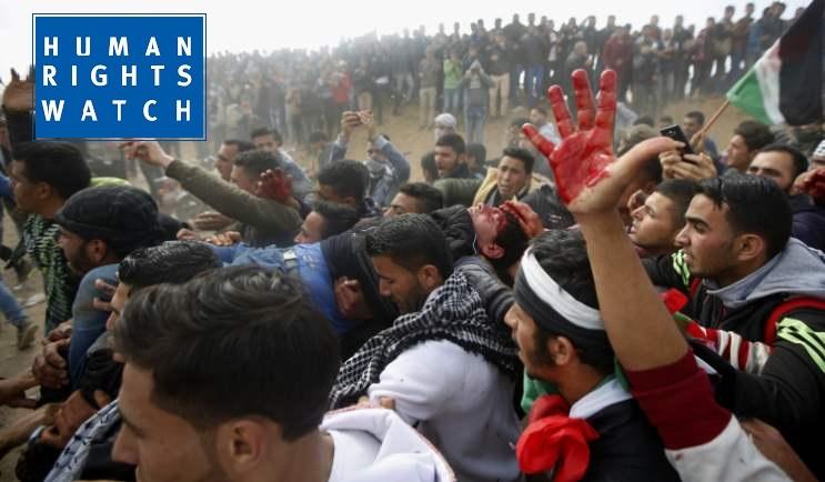 "Human Rights Watch: ""Убийств…"
