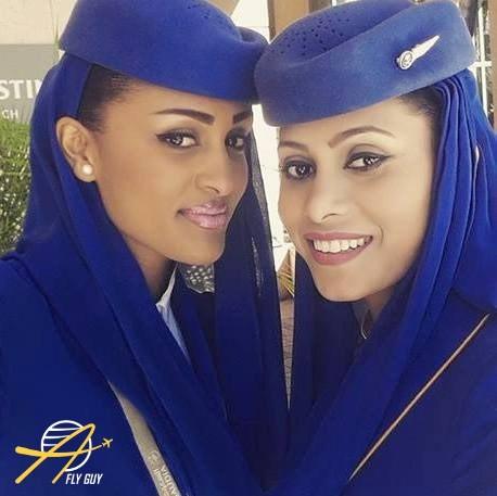 13. Саудовская Аравия - Saudia люди, пилоты, стюардессы