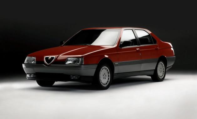 Не родись красивой: как создавали Alfa Romeo 164, и почему ей не повезло