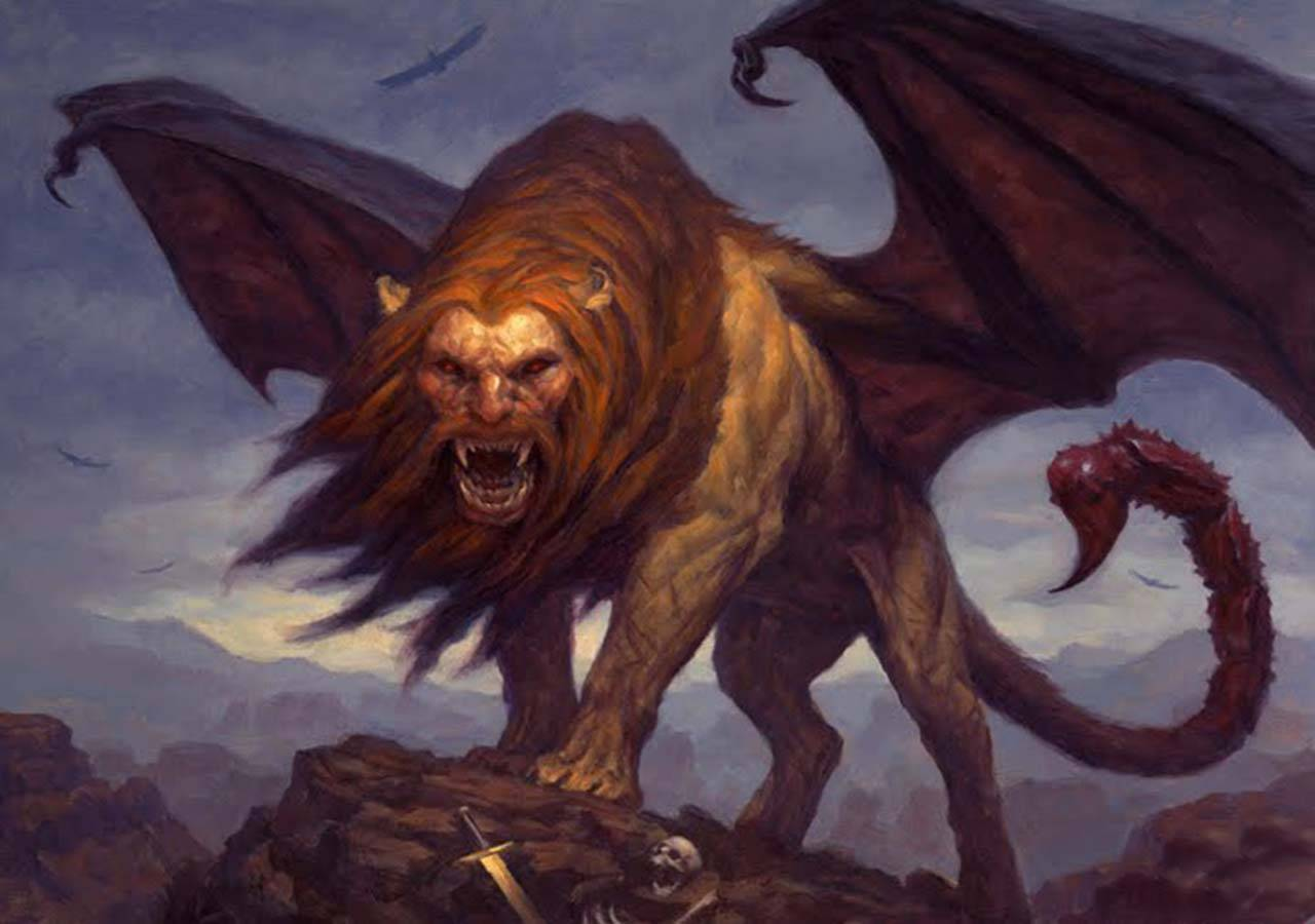 «Я приду за тобой в ночи и…».Мифические монстры,с которыми не захотите встретиться в темном переулке