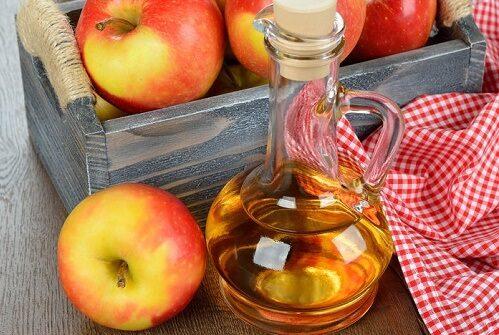 Косметические рецепты на основе яблочного уксуса