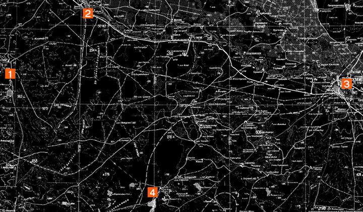 Путешествия: Припять, Перевал Дятлова и другие страшные места бывшего СССР