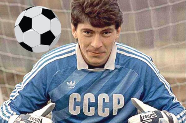 Как сейчас живет Ринат Дасаев, лучший футбольный вратарь мира 1988 года