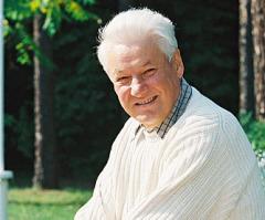 Борис Ельцин объявил о досрочном сложении с себя полномочий главы государства