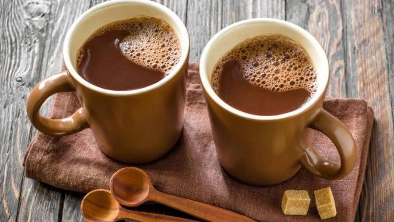 какао с имбирем