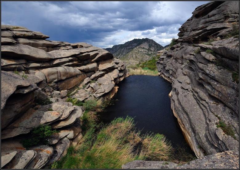 В горах Казахстана люди видят галлюцинации