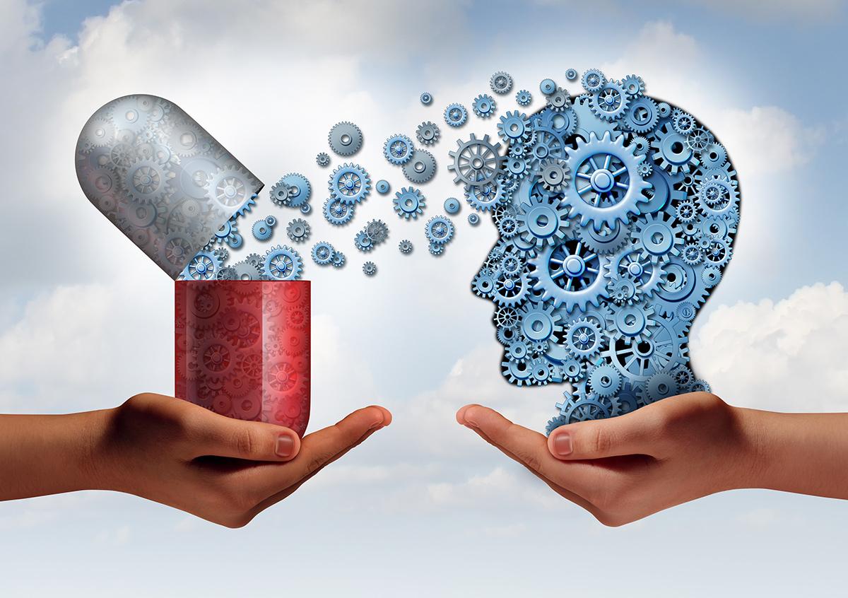 8 натуральных веществ, которые улучшают мозговую деятельность