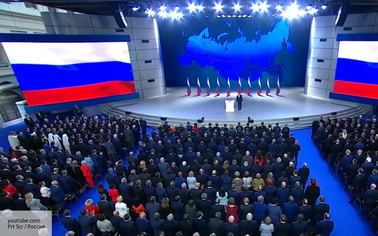 Владимир Путин: «Россия была и будет суверенным государством»