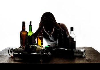 Ученые нашли связь между  алкоголизмом и недосыпом
