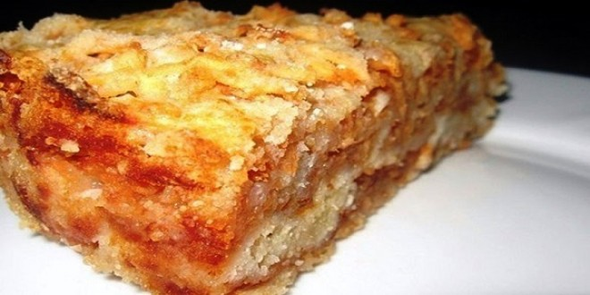 Самый вкусный сыпучий пирог с яблоками. Хит моей свекрови! Готовить проще простого