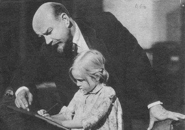 Были ли внебрачные дети у Ленина