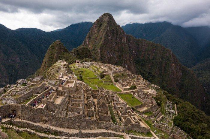 Таинственный древний город и знаменитое озеро Титикака