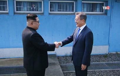 """В КНДР назвали договоренности с Южной Кореей """"путем в новую эру"""""""