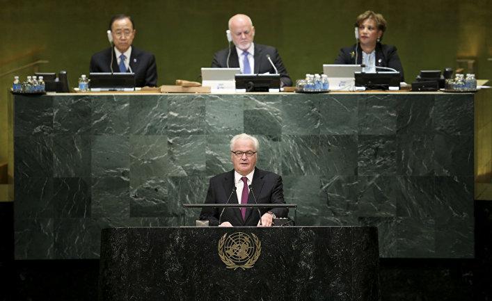 Что смерть Виталия Чуркина означает для ООН (CNN, США)