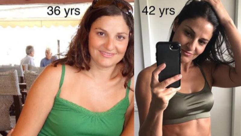 Возраст и дети не помеха: как 40-летняя мать двоих детей стала фитнес-блогером