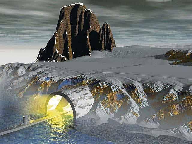 Коварство страны Агарти, или тайны Антарктиды