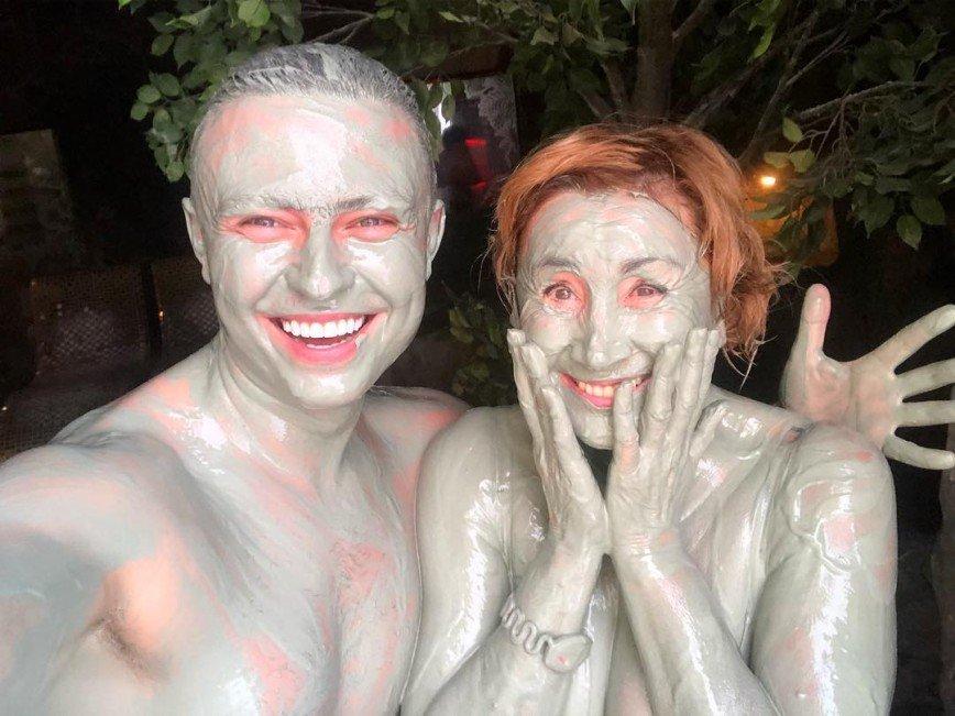 «Без них не так смешно жить»: Шаляпин и Копенкина все чаще проводят время вместе