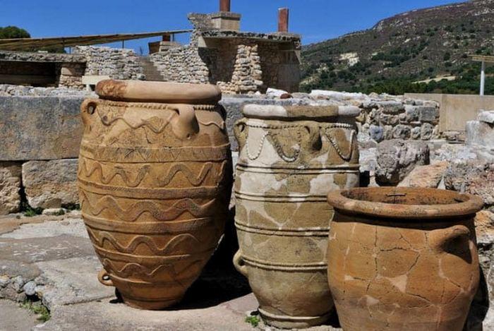 10 древних артефактов из Дре…
