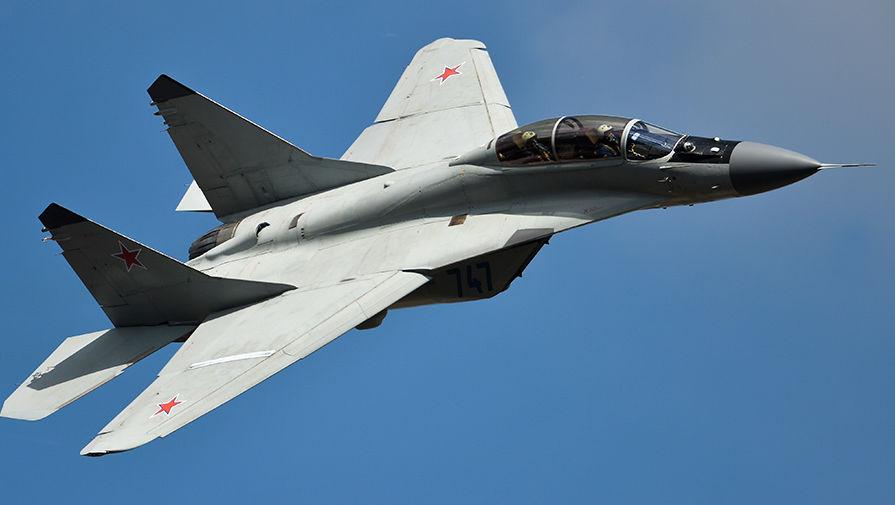 Сирия при поддержки российской авиации проводит авиарейд над северо-западным регионом страны