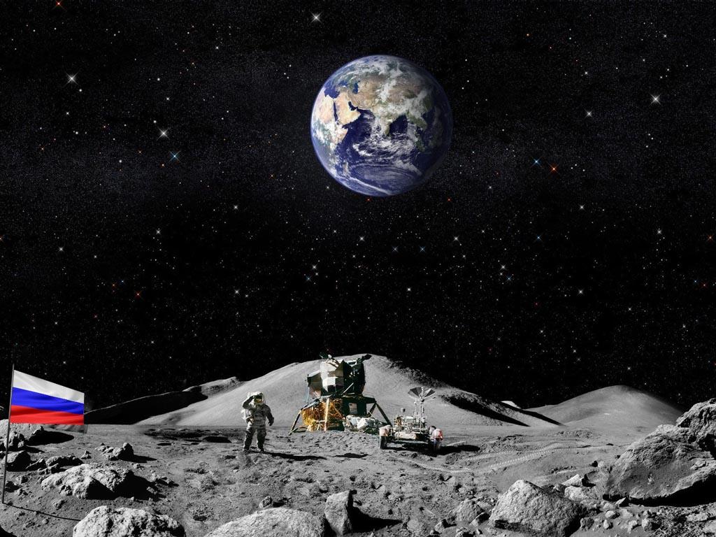 Роскосмос начал отбор добровольцев для полёта на Луну