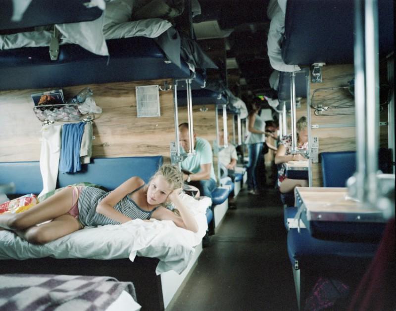 Один поезд, вся Россия: как путешествие по Транссибу поменяло жизнь итальянки