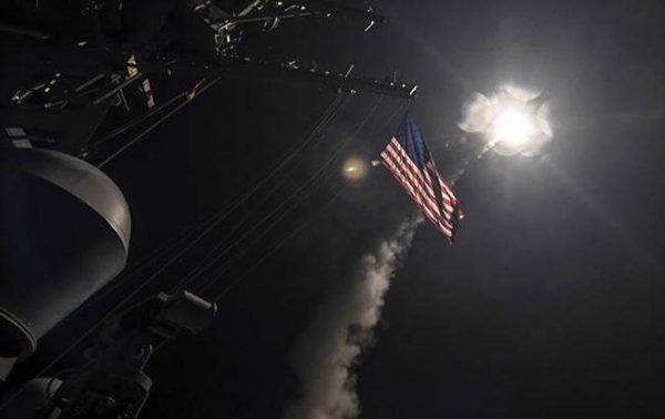Генштаб РФ: ПВО Сирии перехватила 71 ракету из 103 выпущенных