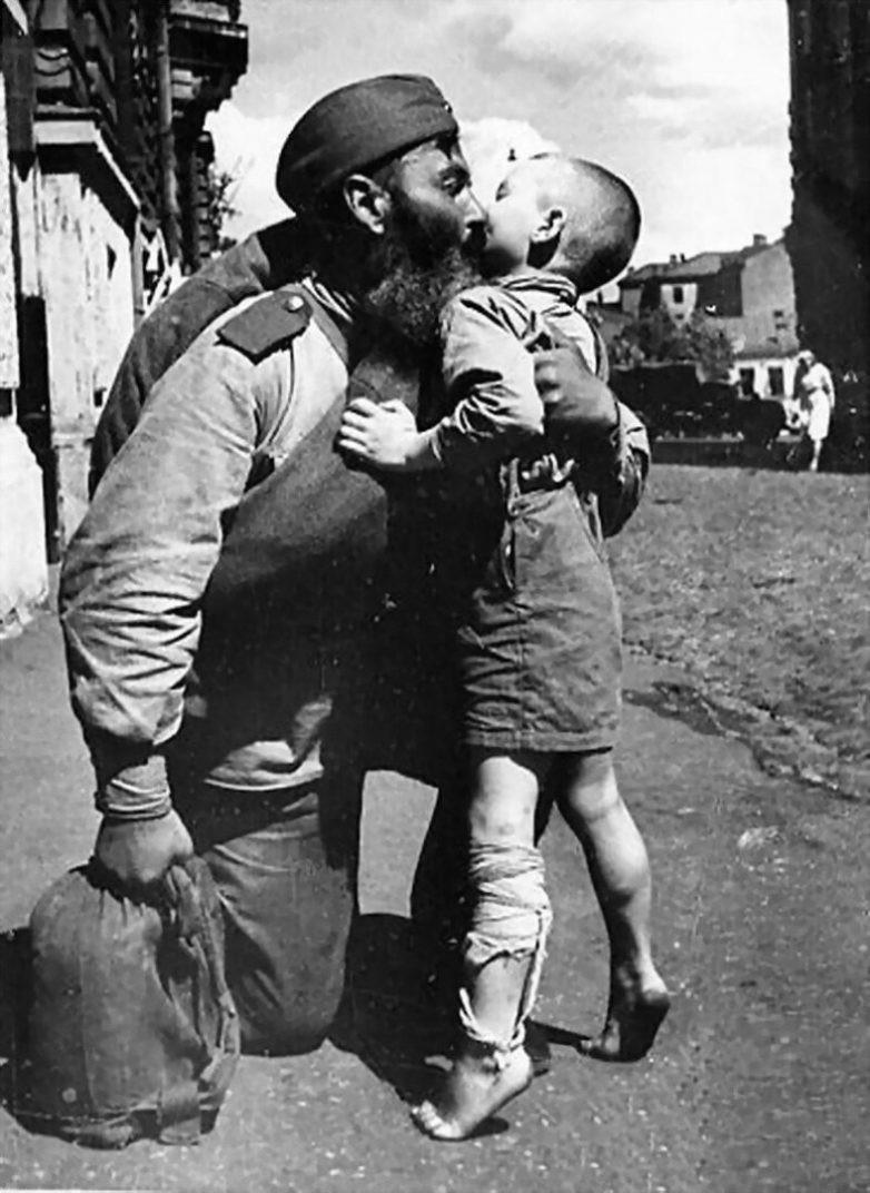О том, с чем столкнулись наши деды после войны война, родина, советский союз