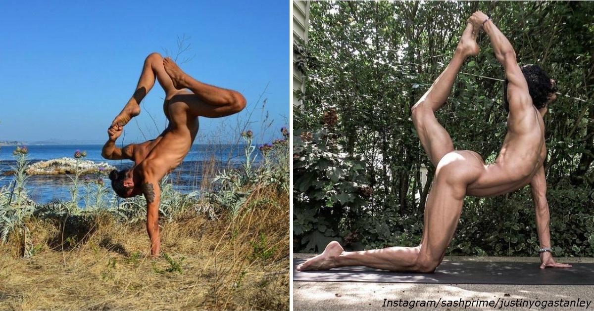 22 фото, доказывающих, что йога — искусство красивых, сильных и сексуальных мужчин