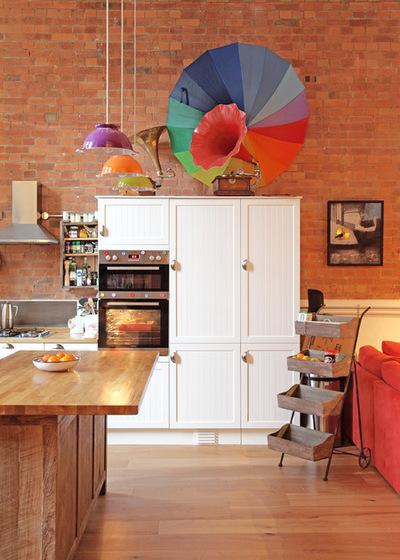 Фьюжн Кухня by Avocado Sweets Design Studio