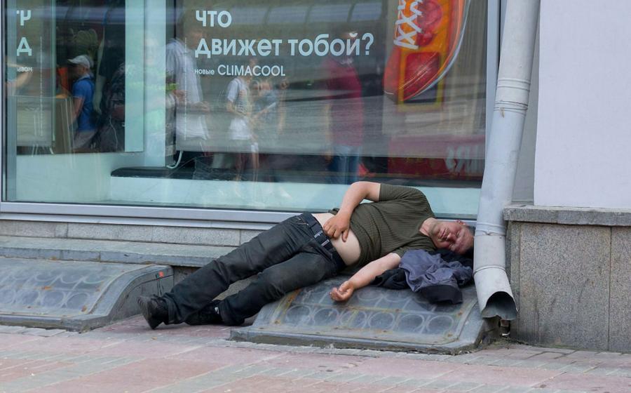 А не бухаете ли вы?: В Минздраве предлагают проверять россиян на алкоголизм при приёме на работу