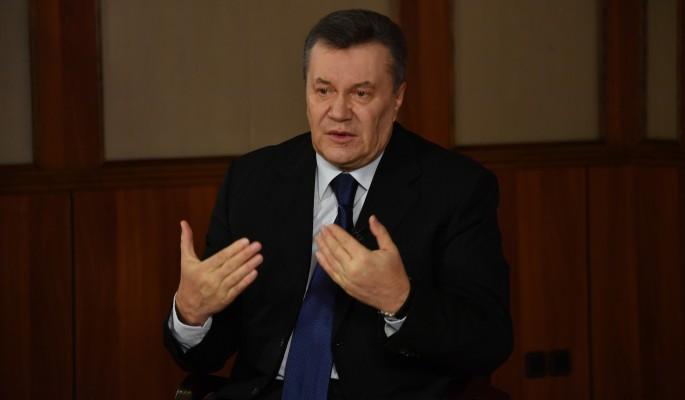 На Украине Януковича расстре…