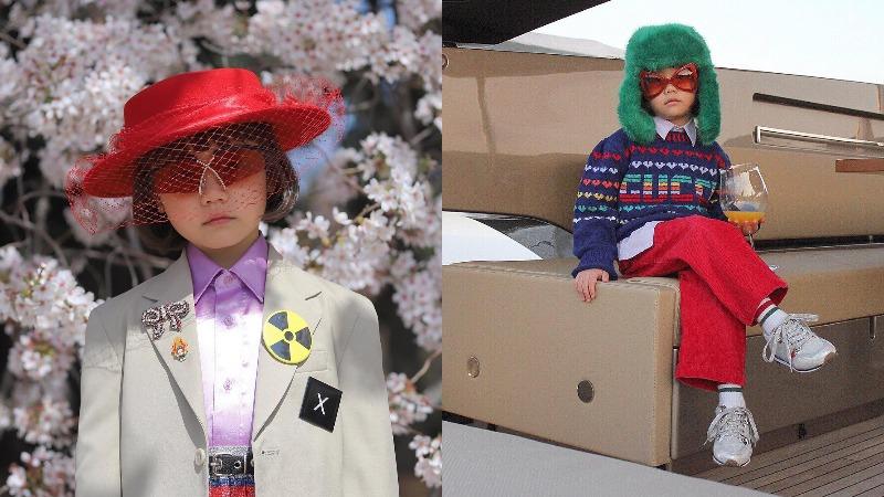 Как семилетняя девочка стала иконой стиля в Японии