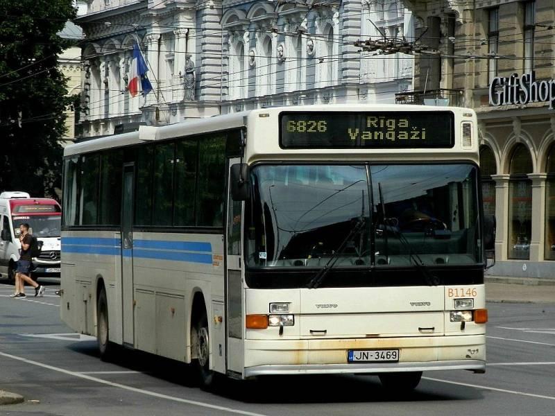 В латвийском автобусе вспыхнула драка из-за русского языка
