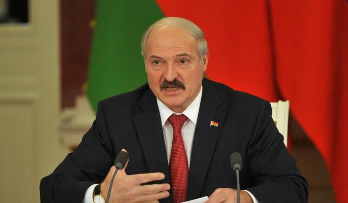 Лукашенко похвастался перед …