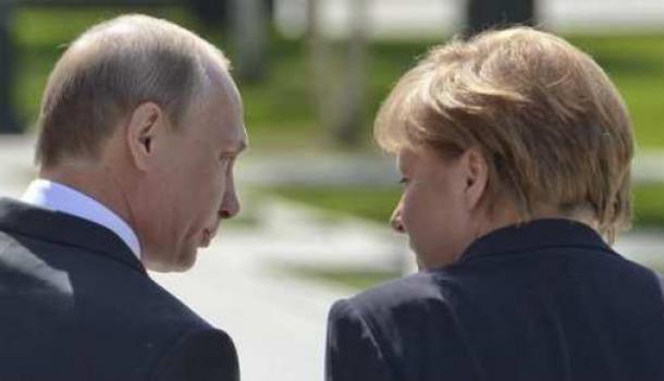 Die Welt: роль «газовой колонки Путина» загонит Германию в изоляцию