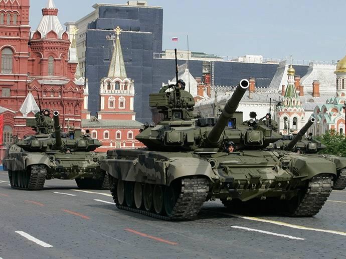 Армия России. Как создавались и развивались Вооружённые Силы РФ
