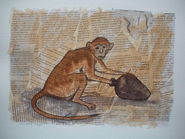 Притча. Как ловить обезьян