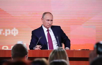 Путин: ситуация с проверками бизнеса меняется к лучшему